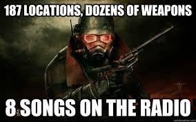 New Vegas Meme - scumbag new vegas memes quickmeme