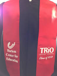 custom stoles graduation stoles proforma trio ideas