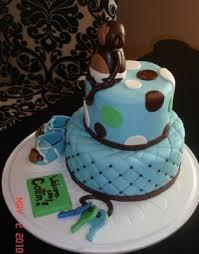 monkey baby shower cake mod monkey baby shower cake