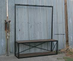 Entryway Bench With Rack Bench Entryway Bench And Coat Rack Set Fascinate Hall Tree Entry