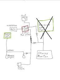 camera wiring diagram help please ih8mud forum