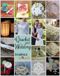 free wedding gifts plan a crochet wedding with 15 beautiful free patterns