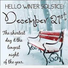she who seeks winter solstice blessings to you all