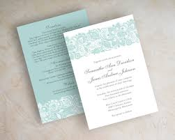 mint wedding invitations mint wedding invites vertabox