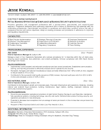 Resume It Sample by Bank Manager Sample Resume Resume For Your Job Application