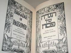 passover book haggadah 3 kosher wine vtg 1960s passover haggadah prayer