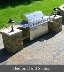 Best Grill Station Ideas On Pinterest Backyard Patio Cheap - Backyard grill designs