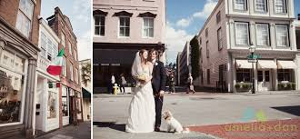 il cortile re megan downing and stephen frech s wedding in charleston amelia dan