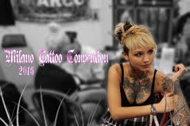 milano tattoo convention 2016 youtube