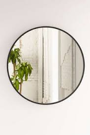 metal framed oversized round mirror round mirrors metals and