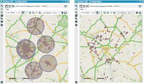 Map Radius Spatial Analytics The Final Frontier Alteryx Community