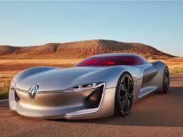 hyundai supercar concept renault trezor concept car pictures business insider