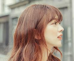 how to achieve taeyeon u0027s bangs snsd member see through bangs