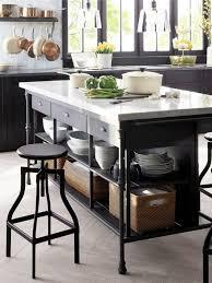 freestanding kitchen island stylish freestanding kitchen islands carts thou swell