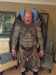 gargoyle costume evolution of the gargoyle warrior