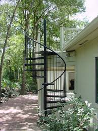outdoor spiral staircase concept u2013 outdoor decorations