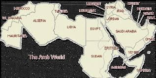 arab countries map arab countries maps 1001 arabian world links an arabic world