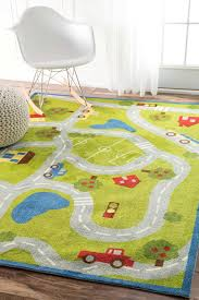 alton kids road trip rug from norbul by nuloom plushrugs com