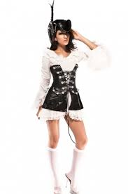 women costumes rogue black white pirate women costume pirate costumes for