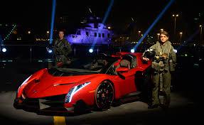 price of lamborghini veneno roadster lamborghini veneno roadster aircraft carrier debut