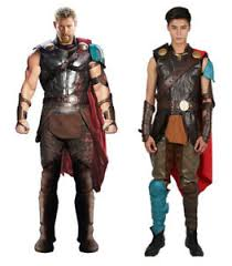 xcoser 2017 new odinson costume king of asgard fight suit