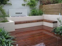 bed pool garden retaining walls benches benches concrete wall