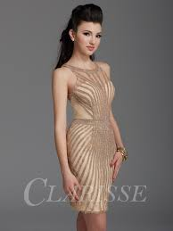 embellished dress clarisse homecoming dress 2943 promgirl net