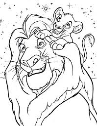 coloring pages impressive disney coloring pages kids