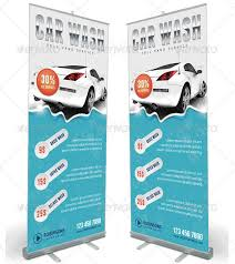 20 beautiful car service banner u0026 signage templates u2013 design freebies