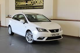 used seat ibiza vista 2016 cars for sale motors co uk