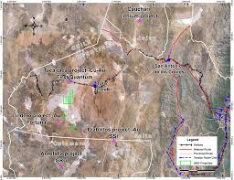 Co Surface Management Status Del Norte Map Bureau Of Land Management by Lithium News Investing News Network