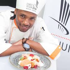 chef of cuisine terror lekopa unilever food solutions chef of the year in the