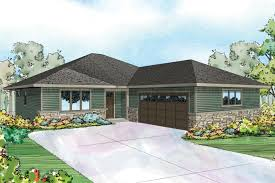 House Plans With A Wrap Around Porch by Prairie Style House Plans Denver 30 952 Associated Designs