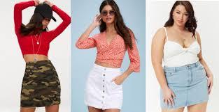 light wash denim skirt how to style a camo denim skirt college fashion