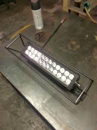 Led Flood Light Bars by Small Led Light Bar Mounted