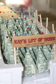 new year dollar bill creative way to give money christmas tree lot