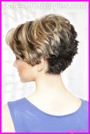 pictures of the back of a wedge hair cut 482 best wedge hairstyles short images on pinterest short