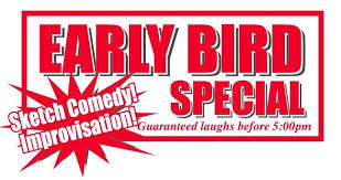 phx stages audition notice early bird sketch comedy december 1