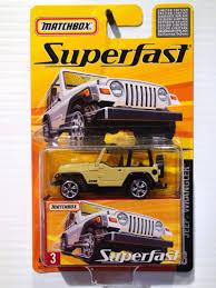 matchbox jeep wrangler superlift sf0488 model details matchbox university