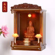 buddha bodhisattva guanyin buddha shrine cabinet cabinet cabinet