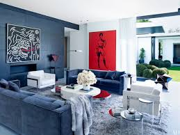 Celebrity Interior Homes Celebrities Who Love Pop Art Coral Gables Florida Coral Gables