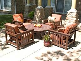 beautiful polywood patio furniture for furniture 93 polywood patio