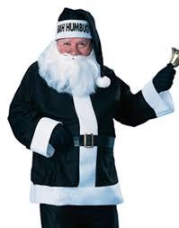 bah humbug santa suit costume zoo