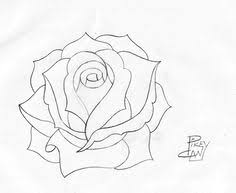 rose pencil sketch 4 rose drawings sketches and drawings
