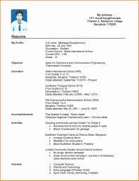 curriculum vitae template leaver resume 6 curriculum vitae format for college students mail clerked