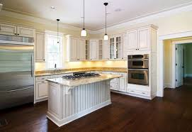 antique white kitchen island imposing antique white kitchen island with beadboard paneling on
