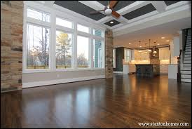 Custom Home Builders Floor Plans Floor Plans With A Great Room And Open Kitchen Raleigh Custom
