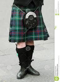 scottish kilt and sporran royalty free stock photo image 14231645