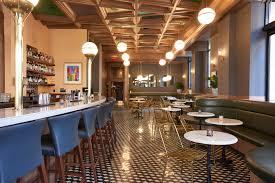 tour the swank new opal bar in dossier hotel eater portland