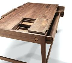 Diy Wood Computer Desk by Desk Wood Desk Building Plans Wood Desk Legs Diy Wooden Desk